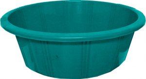 Plastic-Basin-Green-56cm
